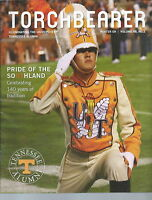 NI-034 - University of Tennessee Torchbearer Winter 2009 Alumni Magazine Vntg