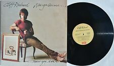 CLIFF RICHARD Now You See Me... Now You Don't (1982 11-track Australian LP)