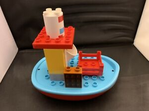 Lego Duplo Schiff / Boot aus 10875 NEU unbespielt Transport Dampfer