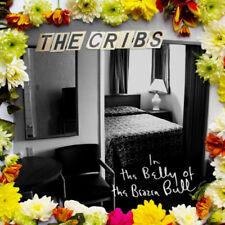 "THE CRIBS - In The Belly Of The Brazen Bull 2LP Vinyl + 7"" NEW & SEALED Alt Rock"