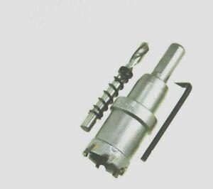 122490 Hole Saw Steel Metal Carbide Circular Cutting Drill 25 to 125mm