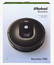 iRobot Roomba 980 Vacuum Cleaning Robot 110V-240V - WI-FI CONNECTED MODEL