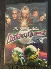 Galaxy Quest-1999 (Dvd) W/ Special Features Factory Sealed
