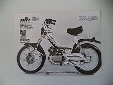 advertising Pubblicità 1978 MALAGUTI FIFTY SPECIAL HF 50