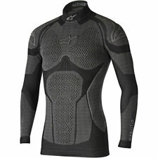 Alpinestars Ride Tech LS Winter Top - Black Grey