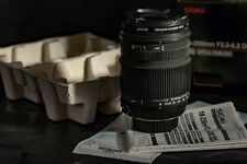 SIGMA 18/250 F3.5/ 6.3 DC OS  Boxed, Great Glass, Good Condition NIKON fit