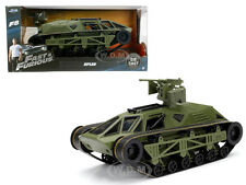 "RIPSAW ""FAST & FURIOUS"" F8 MOVIE 1/24 DIECAST MODEL BY JADA 98946"