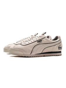 Puma Roma X The Godfather Woltz Suede Low Top Sneakers