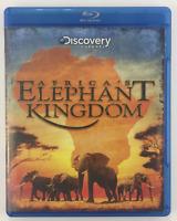 IMAX - Africa's Elephant Kingdom (Blu-ray Disc, 2009) NATURE DOCUMENTARY