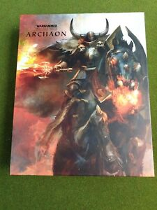Warhammer Fantasy End Times Archaon book 1 & 2