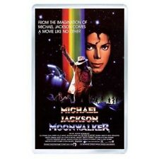 1988 Film moonwalker Fridge Magnet Iman Nevera
