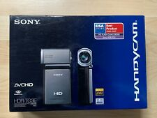 Sony HDR-TG3E 4 GB Camcorder