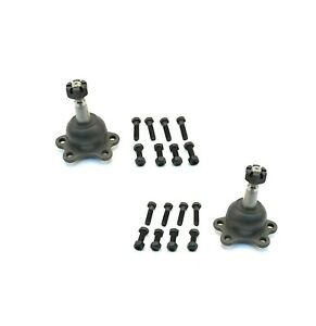 New Kit Suspension 2 Pieces Front Upper Ball Joints Part K6292