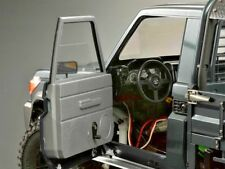 RC 1/10 Scale OPENING DOORS W/ ROLL UP WINDOWS RC Interiors LC70 Land Cruiser