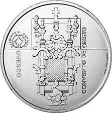Portugal 5 Euro 2004 Kloster Christi Tomar Weltkulturerbe Silbermünze bankfrisch