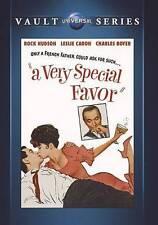 A Very Special Favor DVD (1965) - Rock Hudson, Leslie Caron, LIKE NEW!