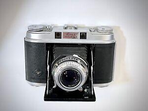 Kamera Super Isolette alles bewegbar mit Rollfilm