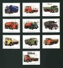 British Lorries of the 50's and 60's - Collectors Cards