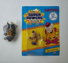 Mr. Mxyzptlk Action Figure Super Powers 30th Anniversary Series w/ BAF Kalibak