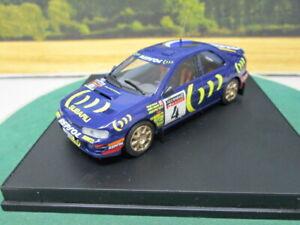 TROFEU. Subaru Impreza World Champion 1995. No4. McRae & Ringer. 1:43. 606