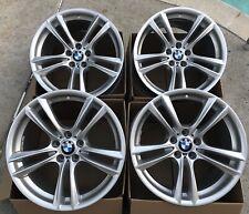 """20"""" Bmw 5 Serie 550i 540i 530i Original Factory Oem 303m Silver F10"""