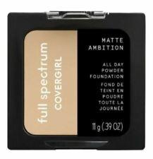 CoverGirl Full Spectrum Matte Ambition Powder Foundation FS105 Light Neutral