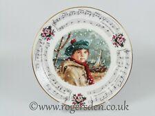 Royal Doulton  Christmas Plate 1986