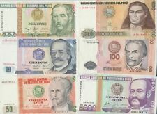 PERU  SIX  NOTES