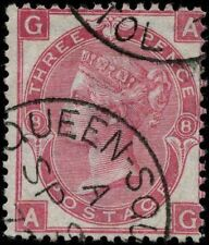 Great Britain 1867 stamps definitive USED SG 102 CV $78.00 170708067