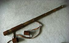 Vintage Telescope Broadhurst Clarkson & Co. London 3 DRAW