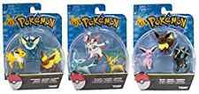 Official Packaged Pokemon Eevee Eeveelutions 9 Pcs. Exclusive Figure Set Include