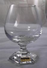 Villeroy & and Boch ATLAS Bicchiere Cognac Brandy 24% Piombo Cristallo Nuovo