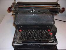 Vintage IBM  Model 01 electric typewriter International Electromagnetic