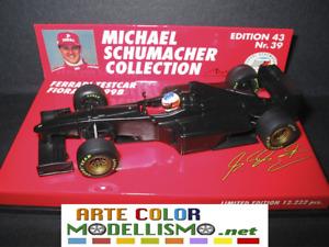 PMA MINICHAMPS F1 510984300 FERRARI F300 SCHUMACHER 1998 1/43 SCALE DIE CAST