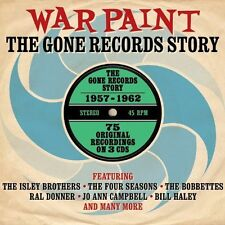 Various Artists - War Paint the Gone Records Story / Various [New CD] UK - Impor