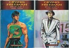 Crying Freeman 2+3 (Z1), schreiber&leser