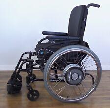 XTENDER 5G power-assist wheelchair, Quickie-2 frame, wheels, e-motion tilite