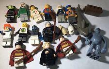 Lego Mini Fig Figure Minifigure Lot Harry Potter City Knight Racer Shark City