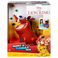 Disney Lion King Pumbaa Pass Game for Families, Teens, And Adults New Free Ship
