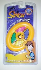 SIMON MINI Electronic Hand-Held MB 2002 25TH Anniversary Version New/Sealed!