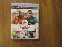FIFA 12 - Special Edition (PS3), Very Good PlayStation 3,Sony PS3 Video Games