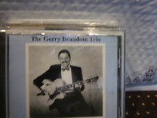 GERRY BEAUDOIN - Live at the Rendezvous (CD 2003)