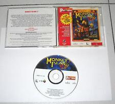 Gioco Pc Cd MONKEY ISLAND 2 Le Chuck's Revenge - Mondadori 1991