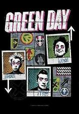 "GREEN DAY AUFKLEBER / STICKER # 30 ""UNO DOS TRE"""