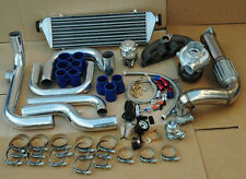 HONDA CIVIC 92-95 B SERIES BLOT-ON TURBO KIT+ INTERCOOLER PIPING RS BOV FLANGE