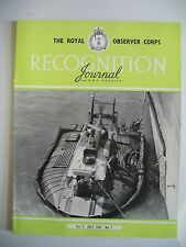 The Royal Observer Corps Recognition Journal. Vol. 9. No. 7. July, 1967.