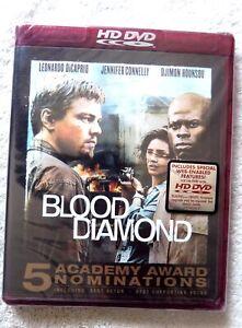 76210 HD DVD - Blood Diamond [NEW / SEALED]  2006  111764