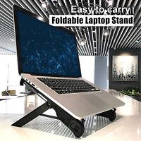 Foldable Adjustable Stand Mount Holder Universal for Laptop Macbook Tablet ipad
