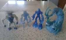 arctic monster figure lot x-men ice man primal rage blizzard avalanche