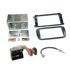Ford Galaxy Facelift 07-14 2-Din Car Radio Installation Set Adapter Cable